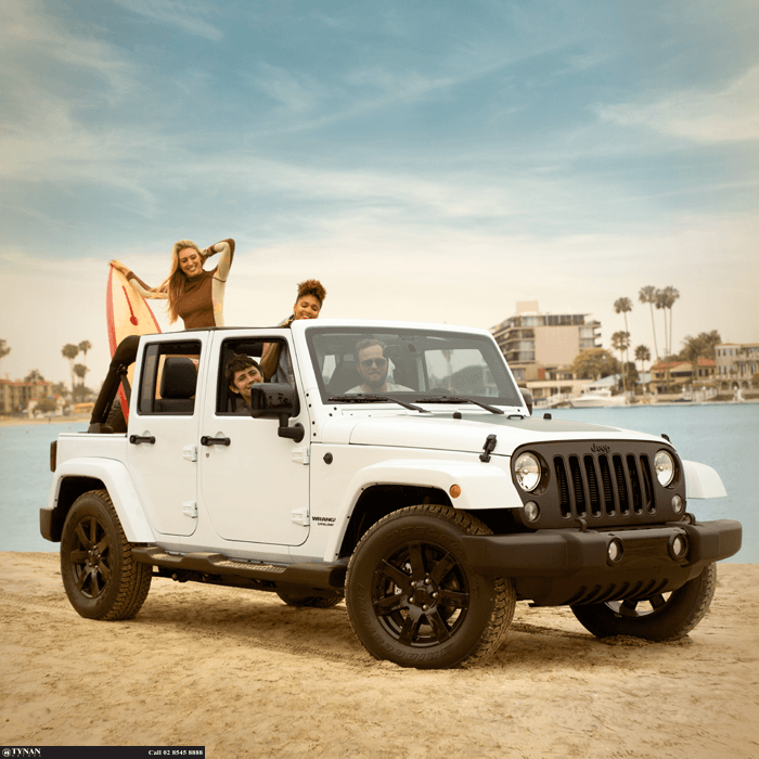 Jeeps are best shared with friends tynan motors car sales for Miranda motors used trucks