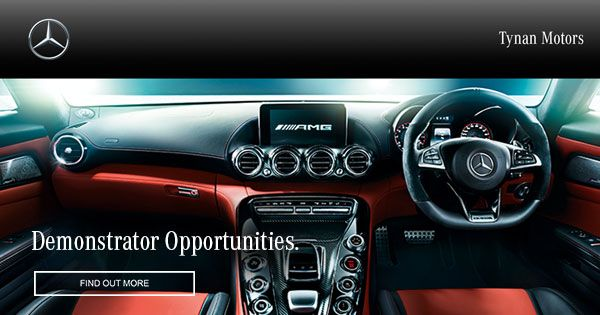 mercedes-benz demonstrator opportunities sale