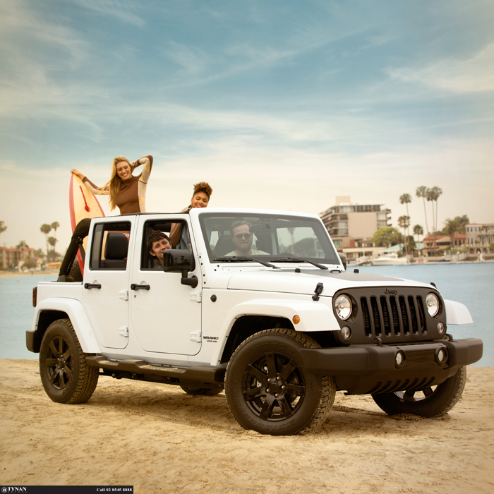 Jeeps Are Best Shared With Friends Tynan Motors Car Sales