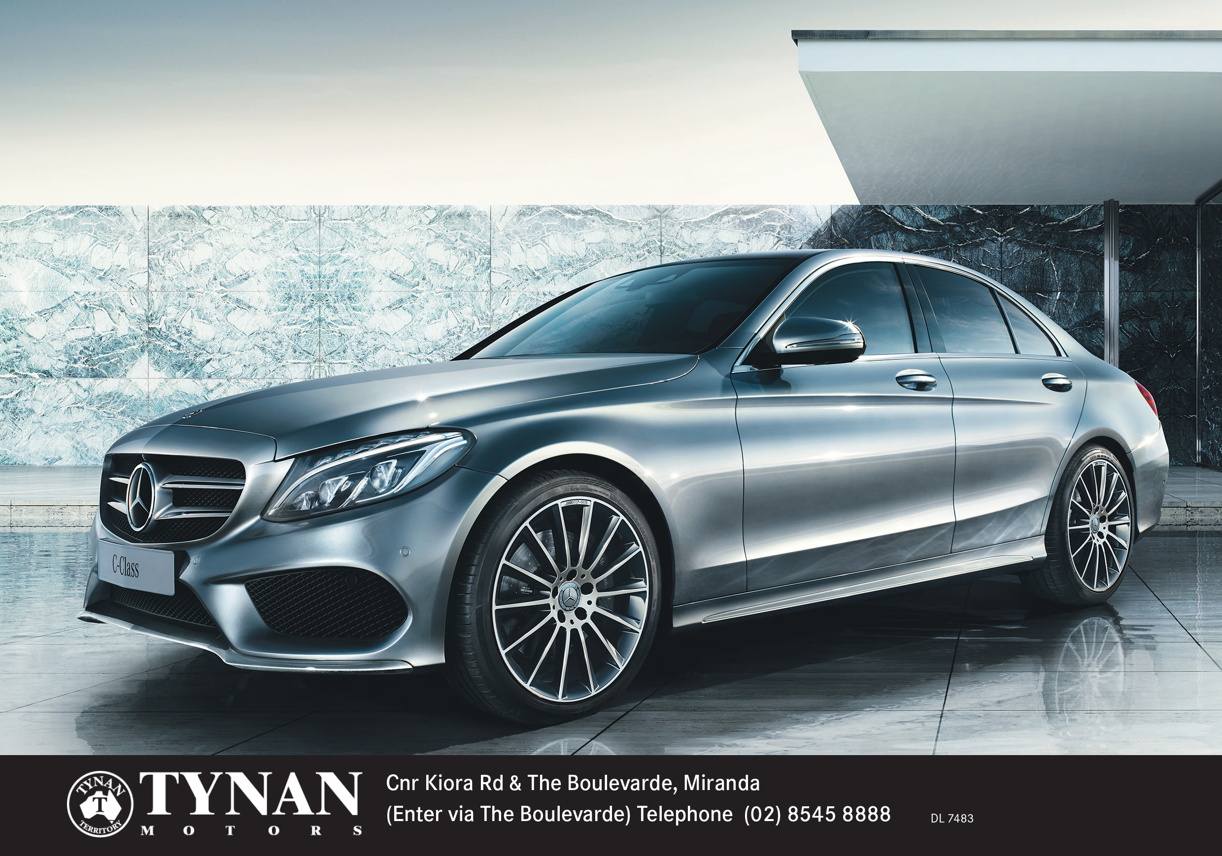 Win a luxury escape with your new mercedes benz tynan for Win a mercedes benz