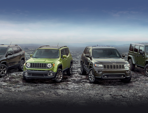 Jeep 75th Anniversary models revealed ,Coming to Australia