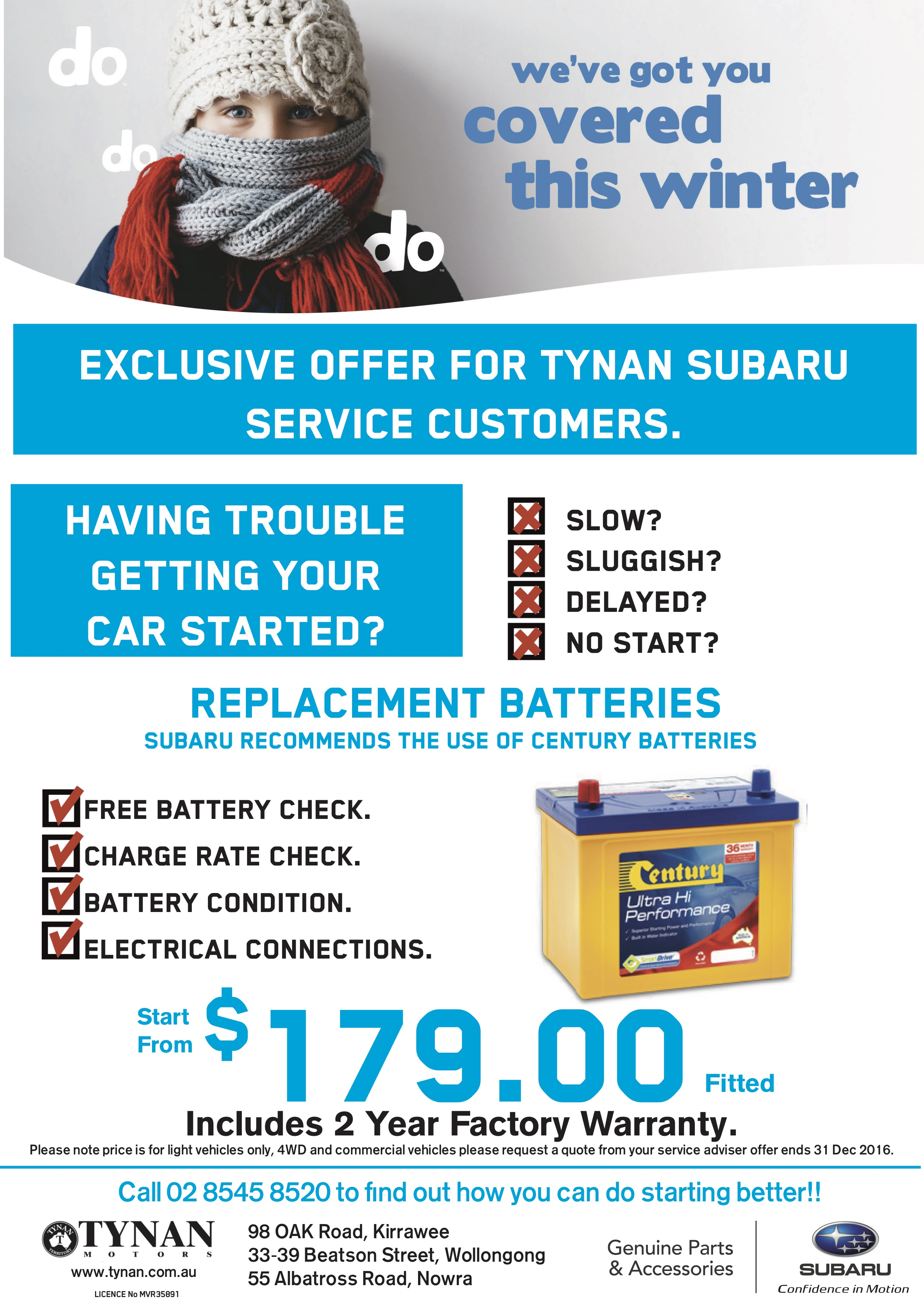 Subaru Service Battery Offer-2