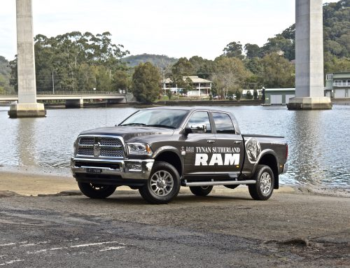 The RAM 2500 has just landed in Sutherland… Can the Shire handle it?