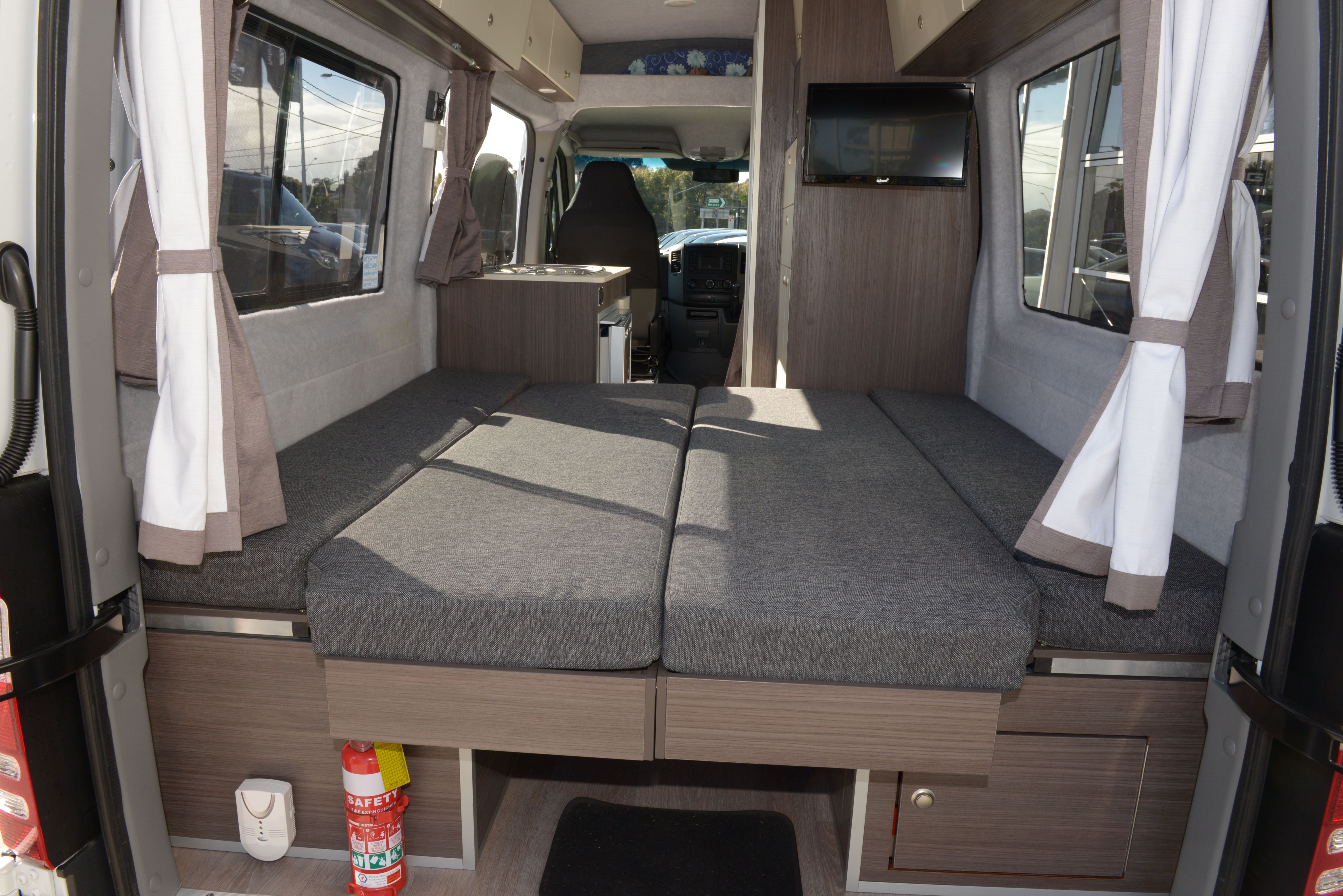Ken And Sue Have Completed 5 Campervan Motorhome Acquisitions In The Last 43 Years So When They Saw Luxury Fittings Of Reliable Mercedes Sprinter