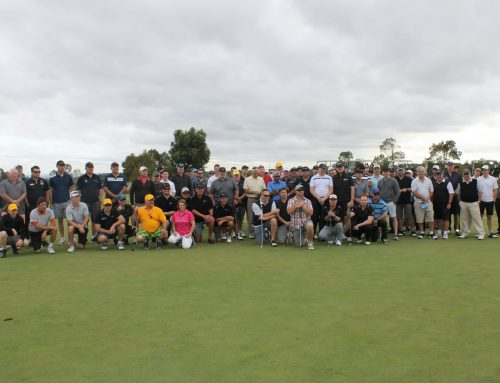 Golf Day Raises $17,000 For Local Children's Charity
