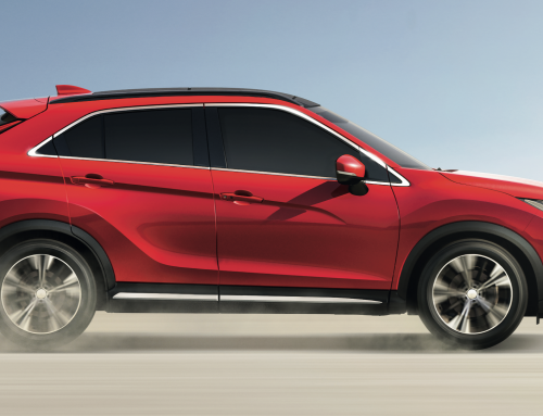 Eclipse Cross Hits Town