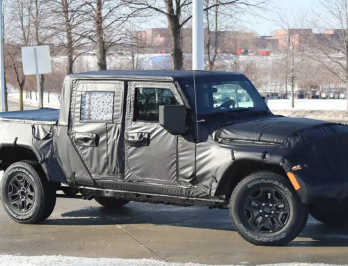 Jeep's All-New Scrambler Ute