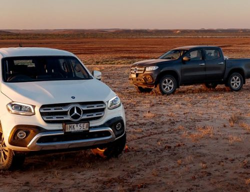 Mercedes-Benz X-Class is no Nissan