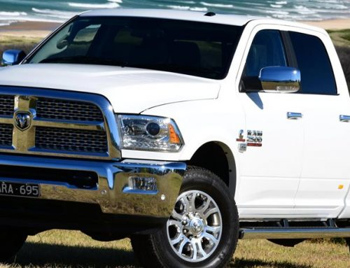 2018 RAM 2500 and 3500 beefed up!