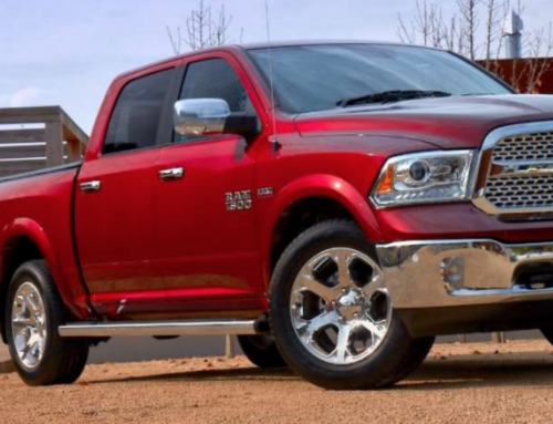 The RAM 1500, officially arrives in Australia