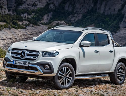 Will the X-Class have AMG Potential?