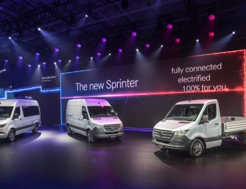 New generation Sprinter revealed