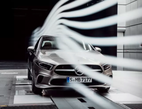Mercedes-Benz A-Class Sedan 2019 Teaser