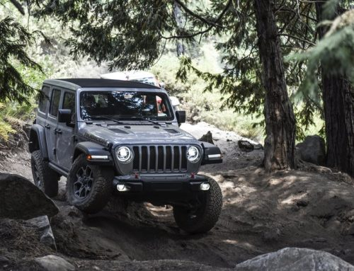 Is the new Jeep Wrangler tough enough to tackle the Rubicon Trail?