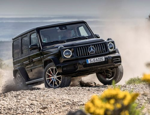 Mercedes-AMG G-Class 2018 Review