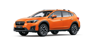 Subaru XV 2.0i Sunshine Orange