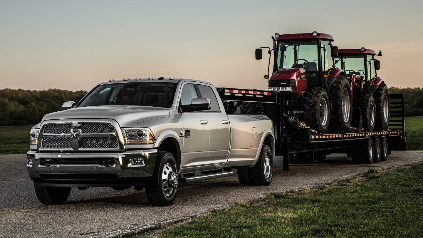 RAM – One of five best vehicles for towing