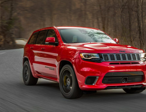 Jeep Trackhawk – Most Powerful SUV in the World