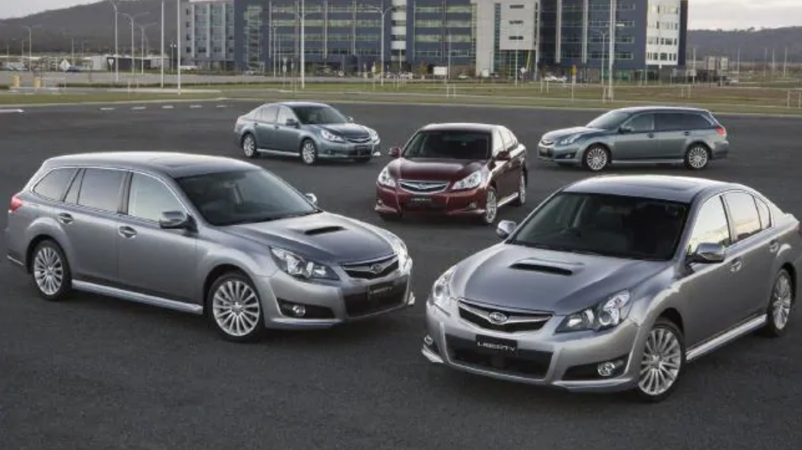 Subaru Liberty line-up spoils you for choice