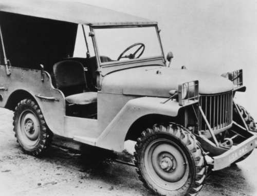 The First Jeep