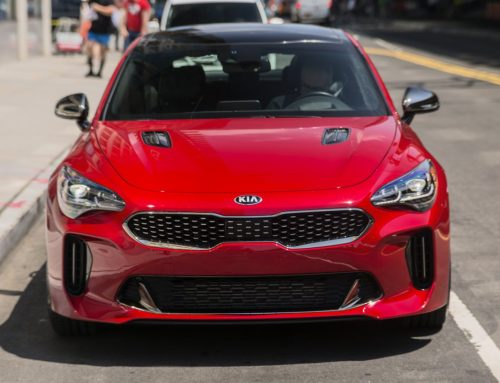 Kia Stinger announced as Business Insiders 2018 Car of the Year