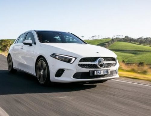 Mercedes-Benz A 200 Gets A New Tech Update