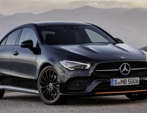 New Mercedes-Benz CLA