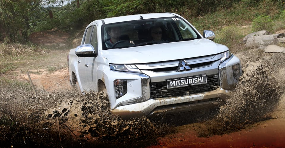 Mitsubishi's popular Triton ute gets tougher with facelift