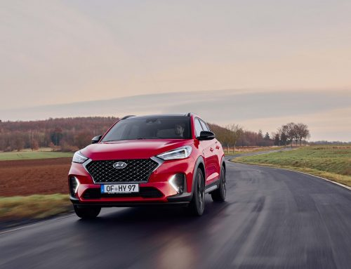 Hyundai Tucson N Line – Take Notice