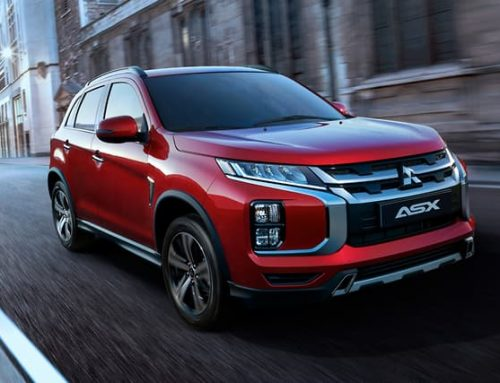 Mitsubishi ASX upgraded again