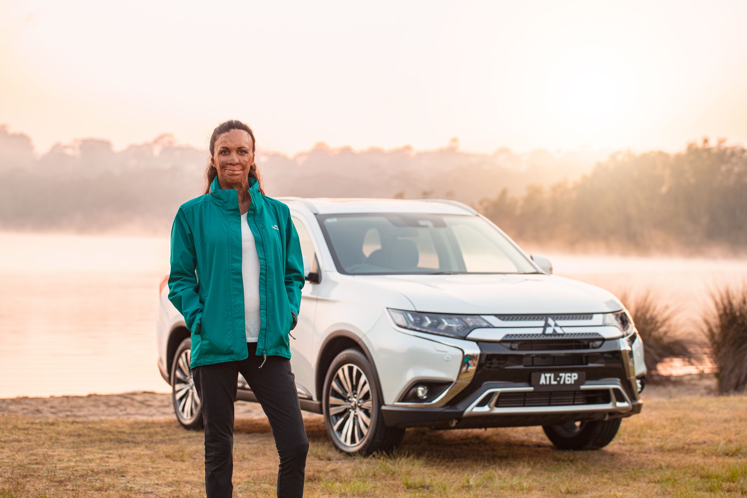 The Driving Force Behind Turia Pitt