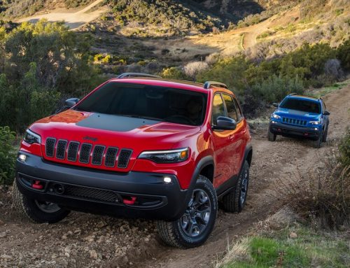 Jeep Cherokee Trailhawk 2020 Review