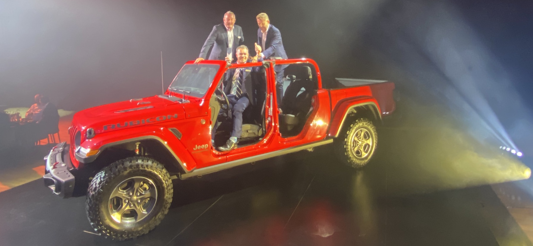 Tynan Jeep Awarded 2019 NSW Jeep dealer of the Year