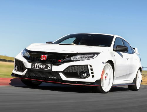Honda Type R, Built to be Driven.