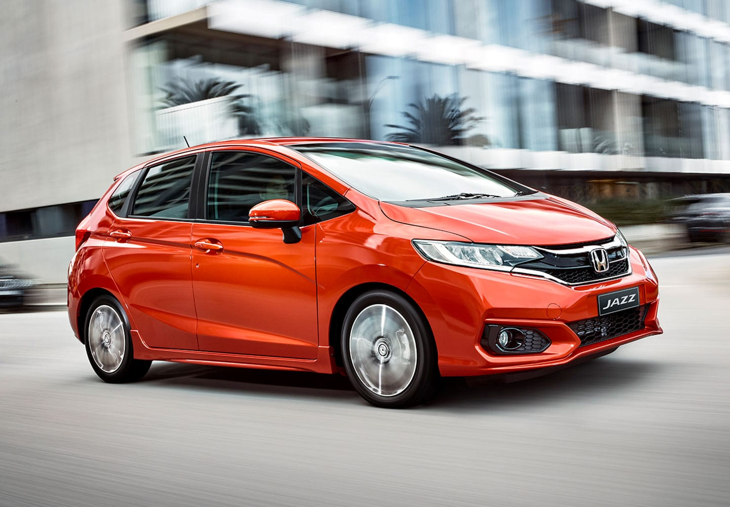 Honda Jazz, A Great Car in a Small Package