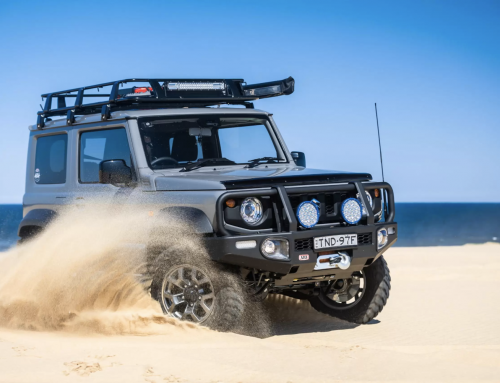 How to Modify your Jimny for Camping