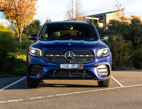 The all-new Mercedes-Benz GLB is much more then just a SUV!