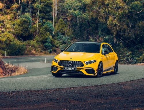 The latest Mercedes-AMG A45 S redefines the hyper hatch rulebook