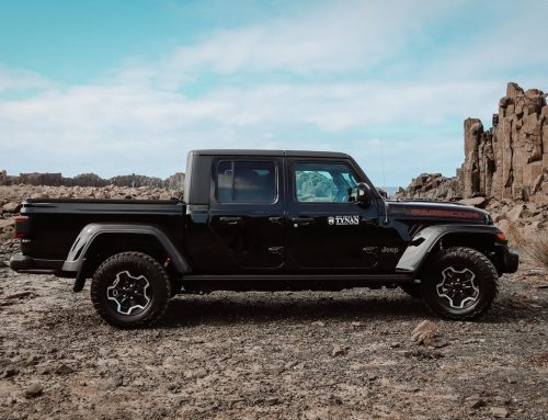 Find out what the Jeep Gladiator 2020 is like.