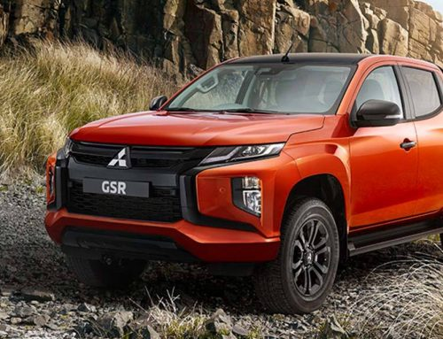 Try your hand at the new Mitsubishi Triton GSR
