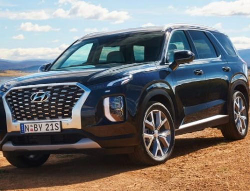 It's almost here, the Hyundai Palisade 2021.