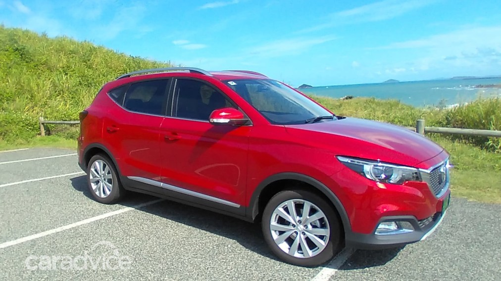 2020 MG ZS Excite Customer Review